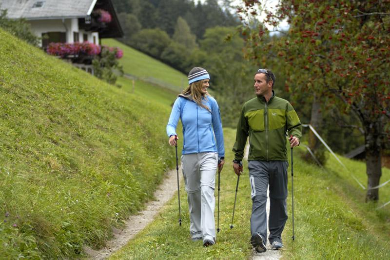 Nordic-Walking in Tirol