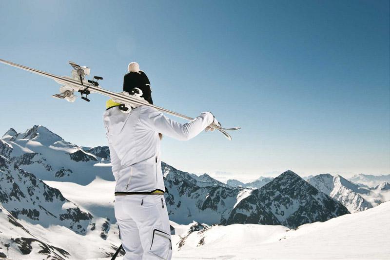 Skitourengehen im Stubaital