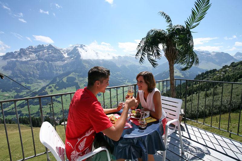 TschentenAlp Bergrestaurant
