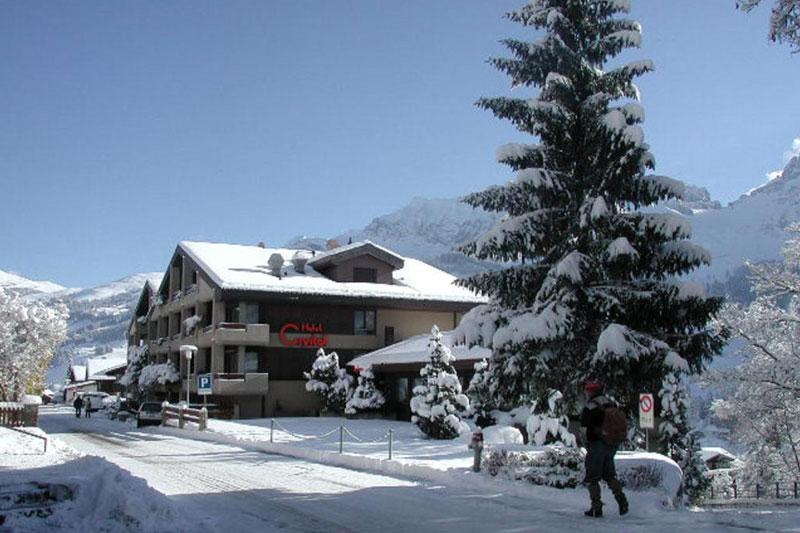 Winterurlaub im Hotel Crystal Adelboden