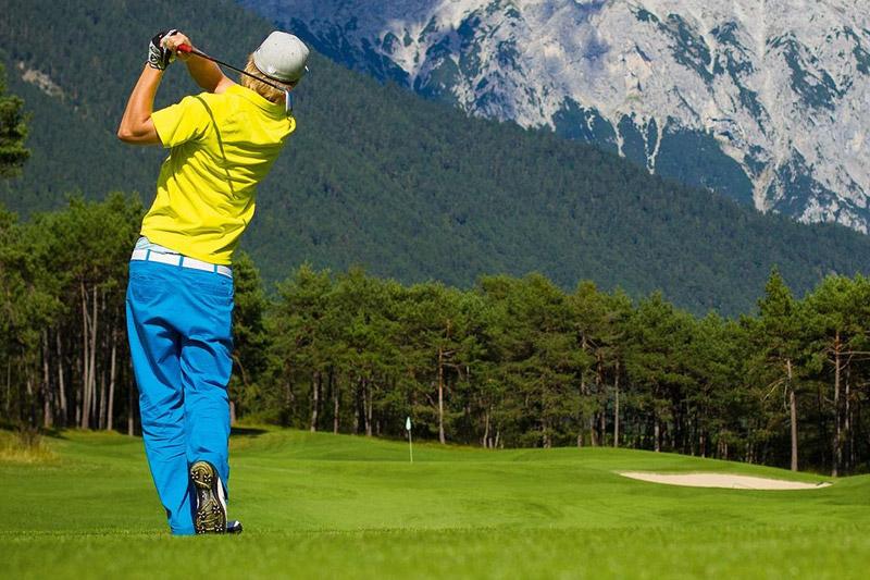 Golfurlaub im Ötztal