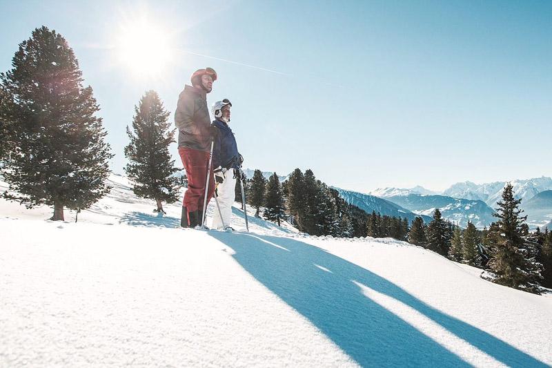 Winterwandern im Ötztal