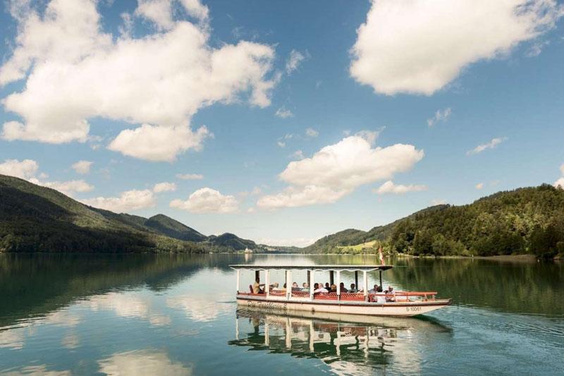 Bootstour auf dem Fuschelsee
