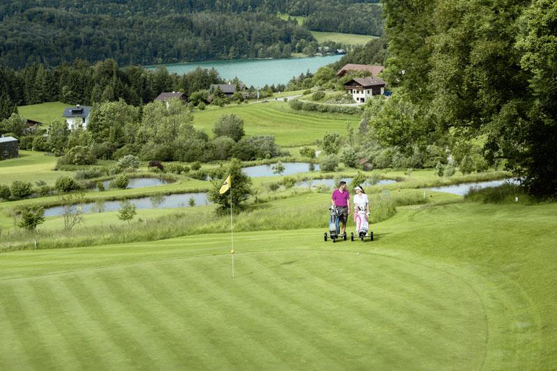 Golfurlaub in Fuschl am See