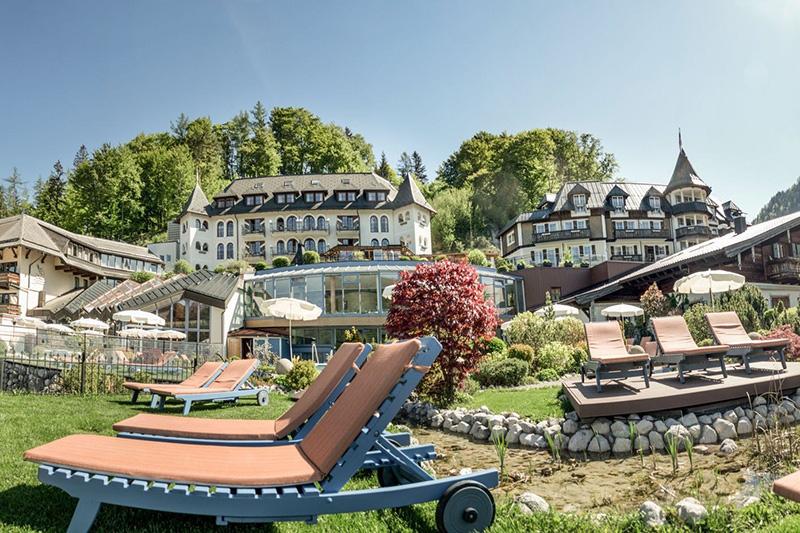 Sommerurlaub in Ebner's Waldhof