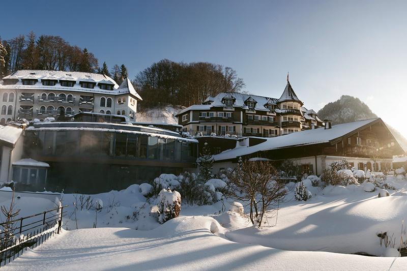 Winterurlaub im Ebner's Waldhof