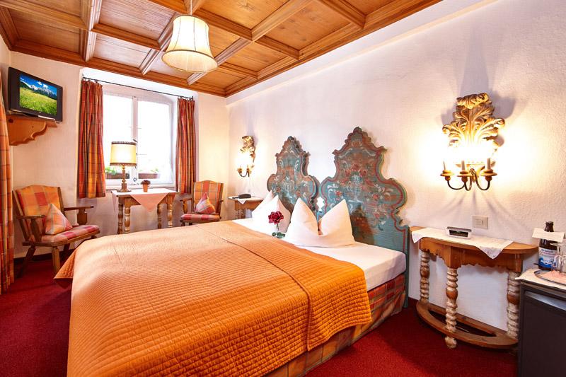 Gemütliches Doppelbettzimmer