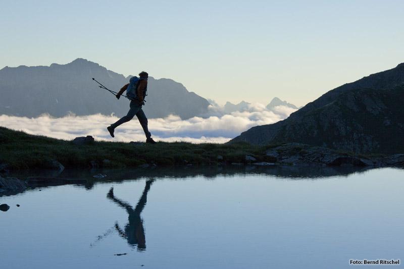 Nordic Walking in St. Anton am Arlberg