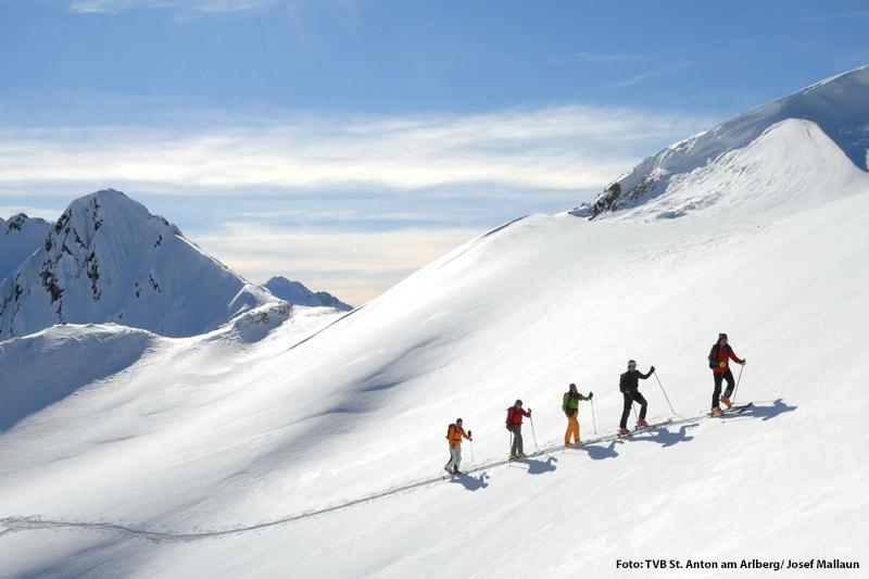 Skitourengehen in Tirol