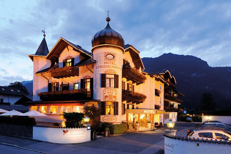 Sommerurlaub im Hotel Staudacherhof