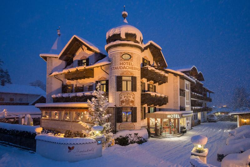 Winterurlaub im Hotel Staudacherhof