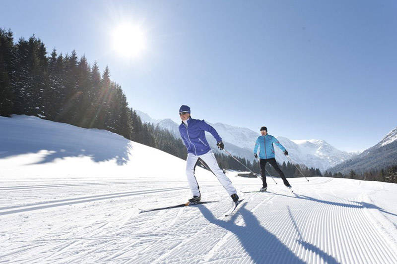 Langlauf im Salzburger Land
