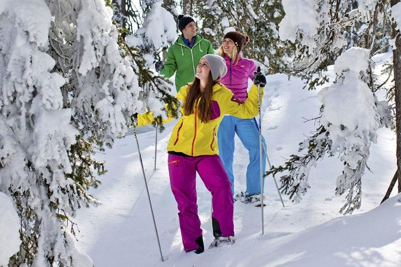 Winterwandern durchs Salzburger Land