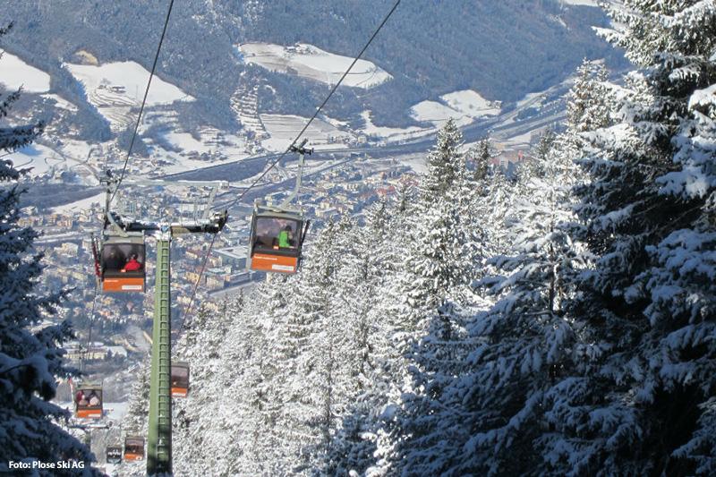 Plose Ski Bergbahn
