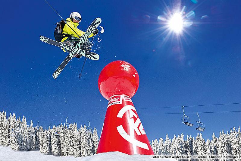 Boarders-Playground Skiwelt Westendorf