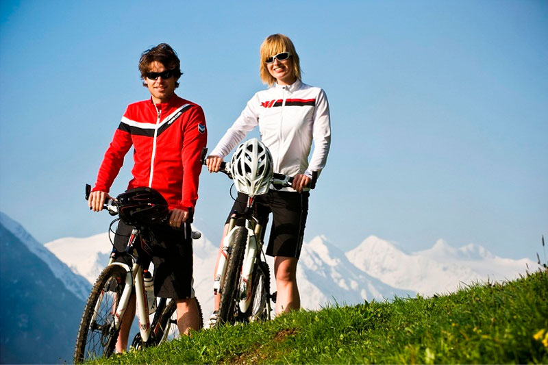 Bikeurlaub in Neustift