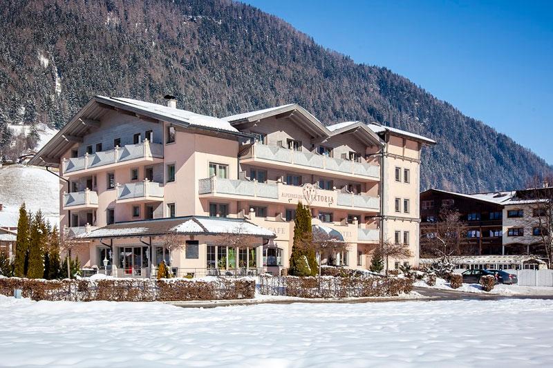 Winterurlaub in der Alpenresidenz Viktoria