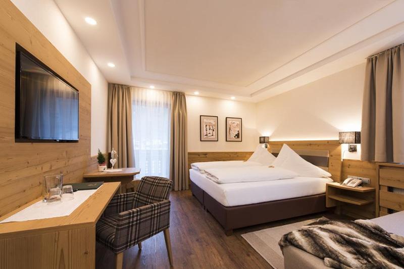Doppelzimmer Alpine Style ca. 30 m²