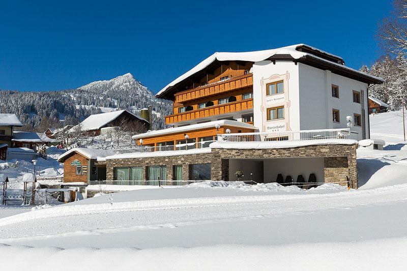 Winterurlaub im Hotel Burtschahof