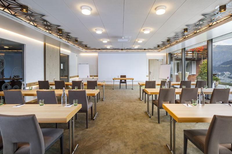 Seminarraum für bis zu 50 Personen