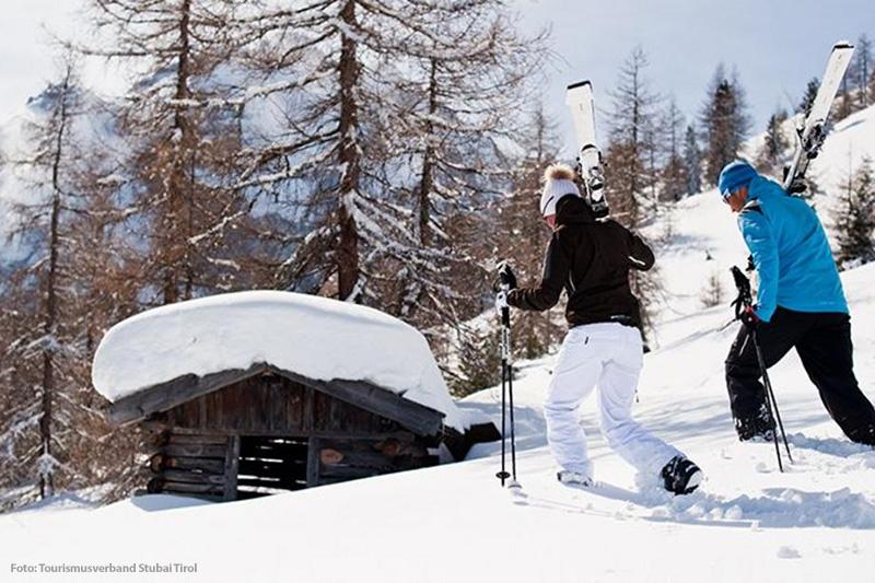 Skifahren in der Skiregion Elferlifte