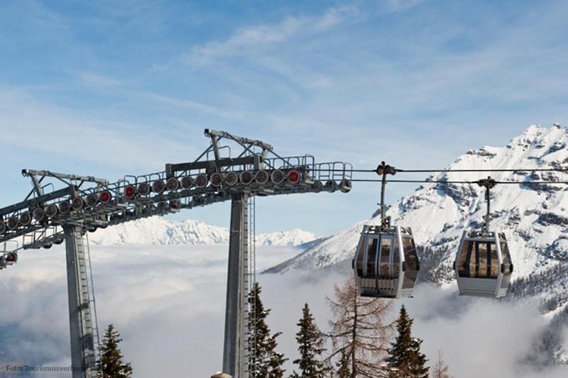 Skiregion Elferlifte