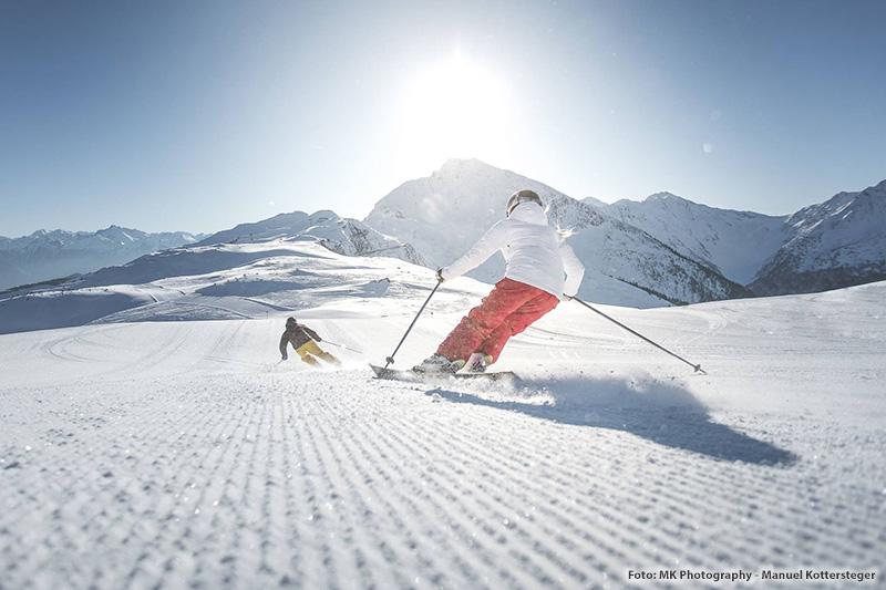 Rund 10 km entfernt befindet sich das Skigebiet Ratschings-Jaufen