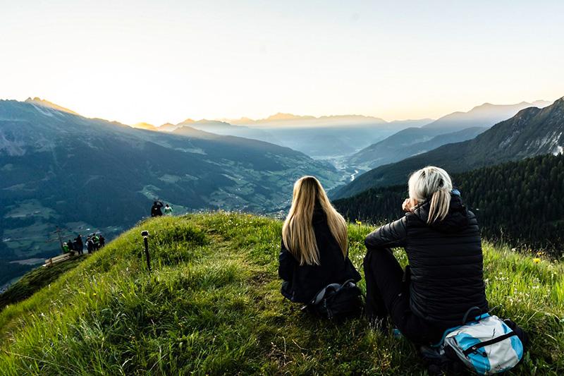 Als Wanderspezialist ist der Gassenhof Mitglied der Wanderhotels – best alpine