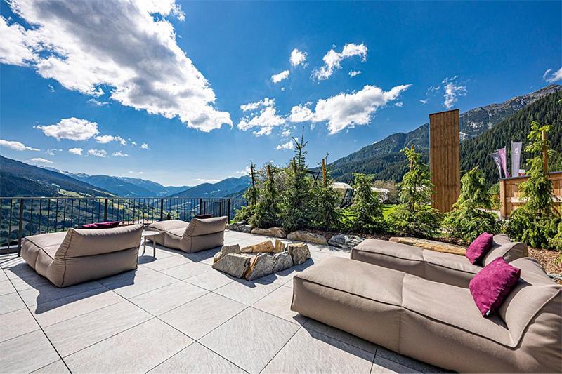 Nehmt Platz auf der Südtiroler Sonnenseite