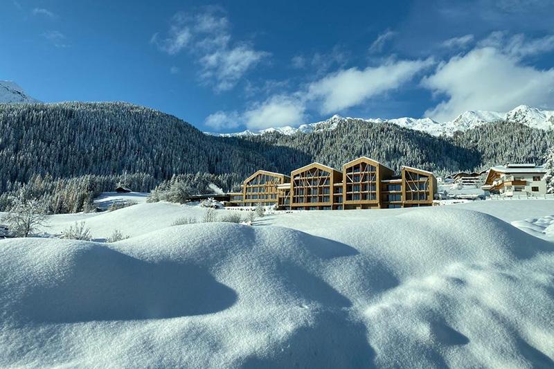 Winterurlaub im Hotel Gassenhof im Ridnauntal, Südtirol