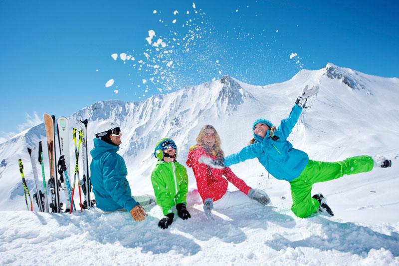 Skiurlaub im Top-Familienskigebiet