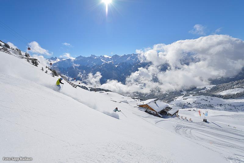 Skiurlaub in der Skischaukel Serfaus-Fiss-Ladis