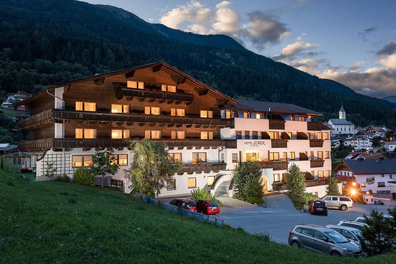 Sommerurlaub im Hotel Forer