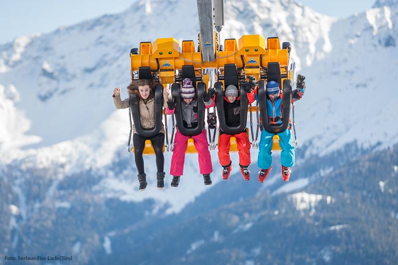 Skyswing - das etwas andere Winter-Abenteuer