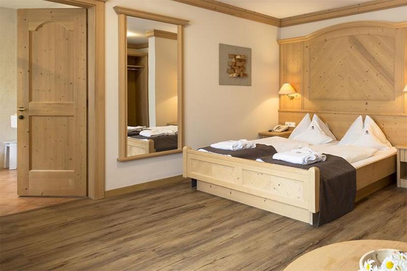 Zimmer für 2 bis 4 Personen