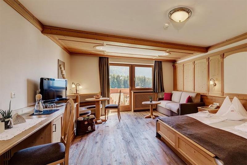 Junior-Suite für 2 bis 4 Personen