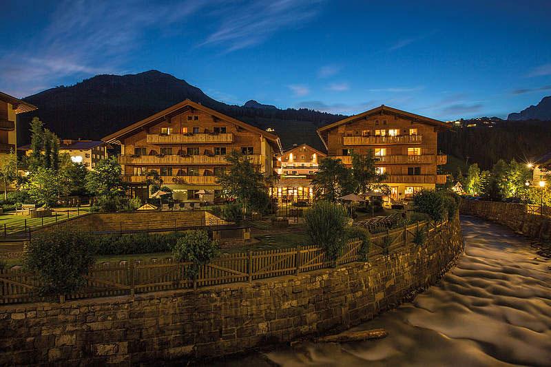 Sommerurlaub im Hotel Gotthard