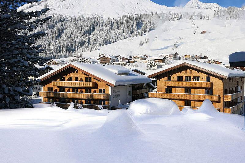 Winterurlaub im Hotel Gotthard