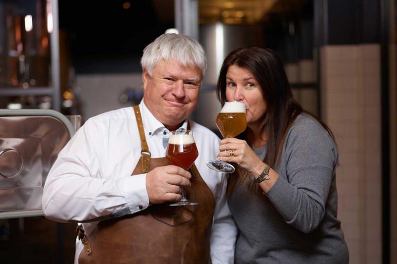 Hauseigene Brauerei