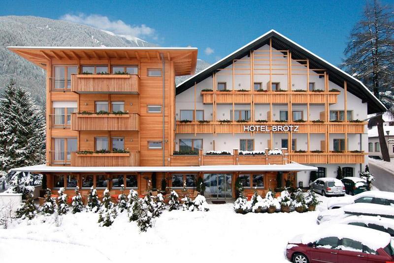 Winterurlaub im Hotel Brötz
