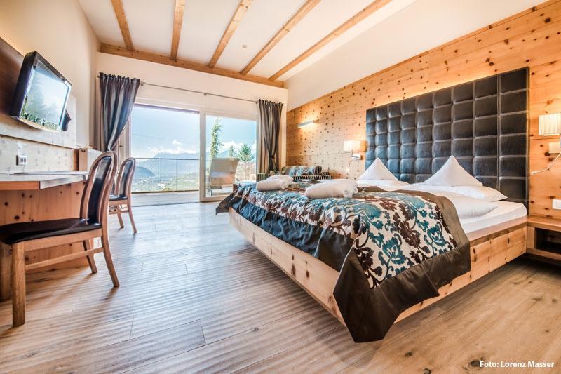 Penthouse Suite Zirbel Love Premium 56m²