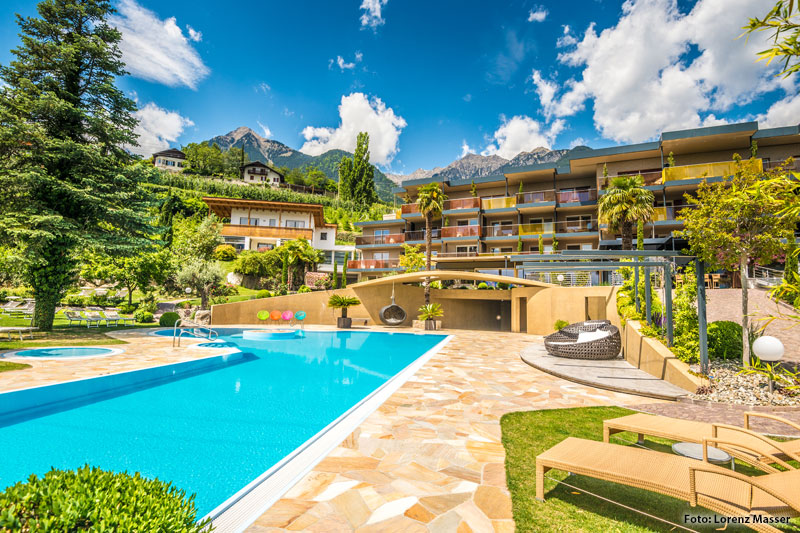 feel good resort Johannis in Dorf Tirol