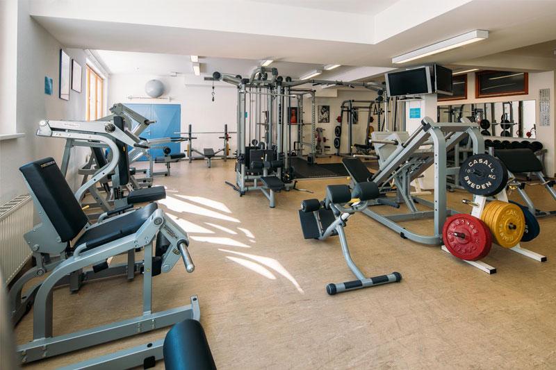 Quellalpin Fitnessstudio