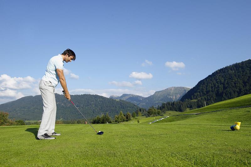 Golfurlaub im Allgäu