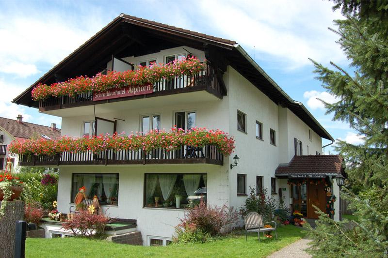Sommerurlaub im Schrothkurhotel Alphorn
