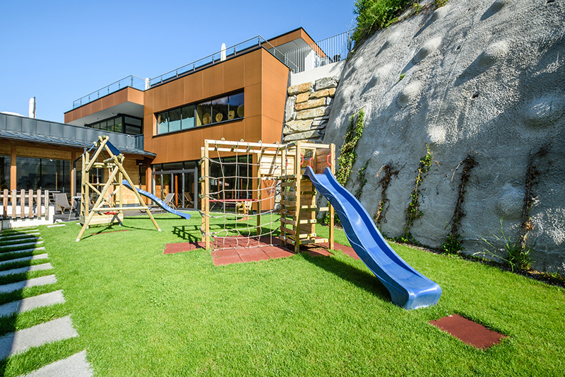Wagrainer Hof Spielplatz
