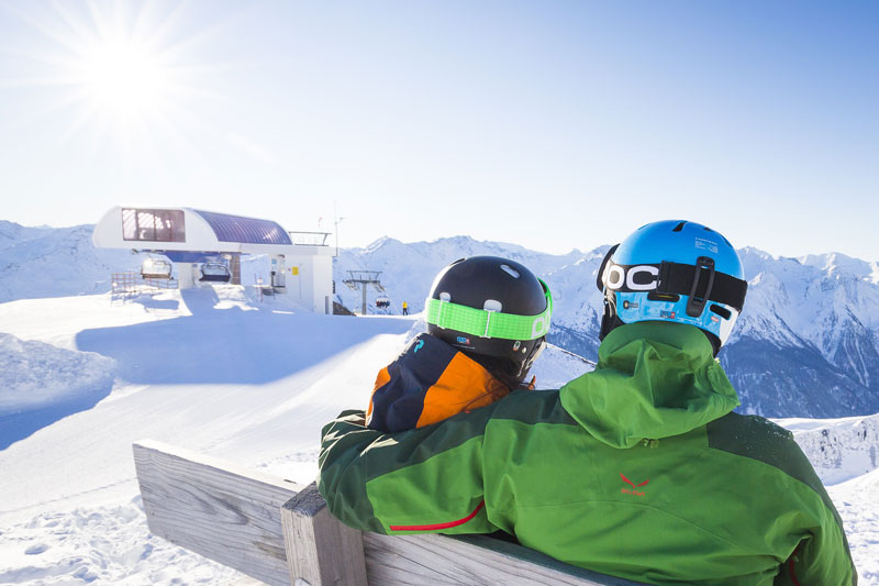 Skiurlaub in Kappl in Tirol
