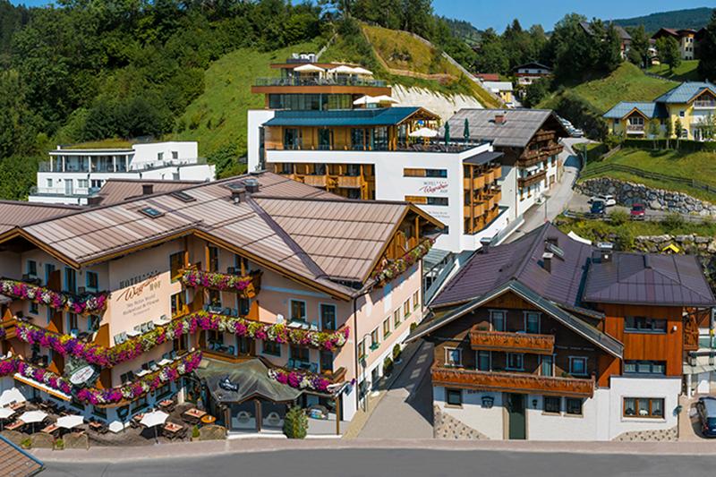 Sommerurlaub im Hotel Wagrainerhof