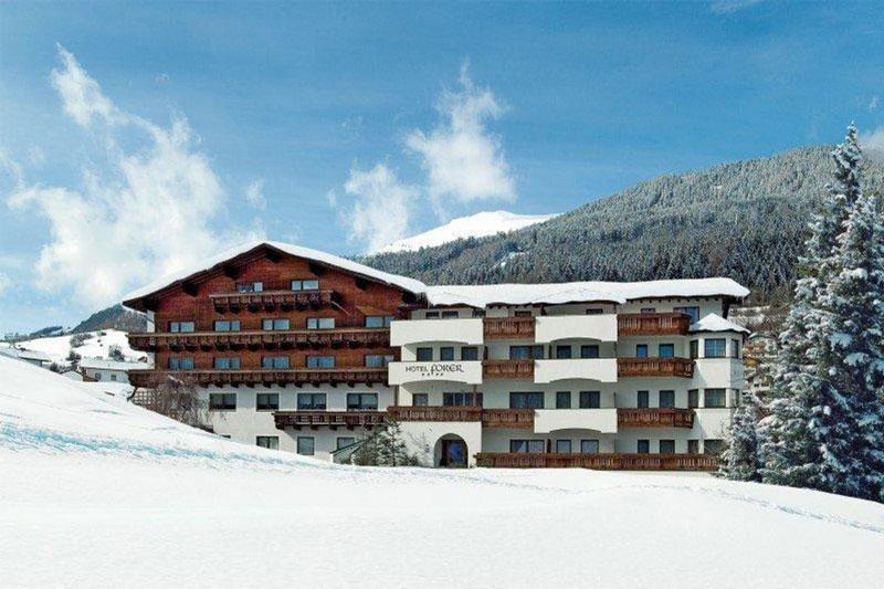 Winterurlaub im Hotel Forer