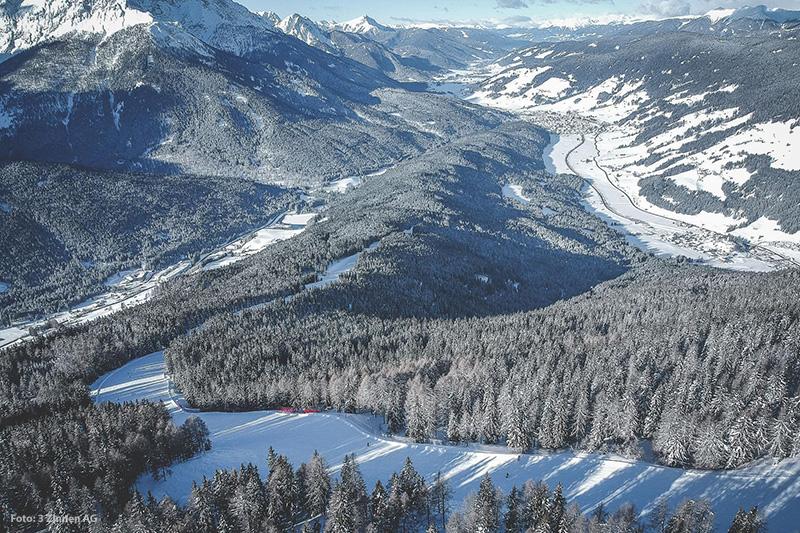 Skigebiet Drei Zinnen Dolomites